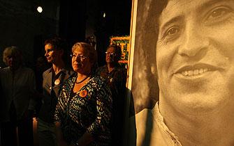 Bachelet: Víctor Jara
