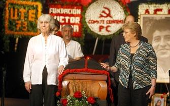 Este funeral es un acto de amor y duelo por todos nuestros muertos