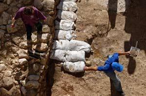 Arqueólogos descubren ruinas en Nazaret, del tiempo de Jesús