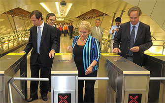 Presidenta Bachelet alcanza histórico 81% de aprobación