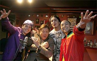Música chilena: Amistades peligrosas