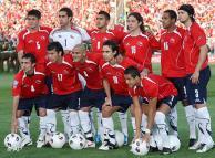 Chile, optimista y ambicioso ante su partido contra Honduras