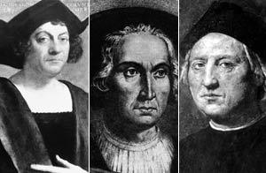 Cristóbal Colón tenía la nariz aguileña, barbilla prominente y labios gruesos