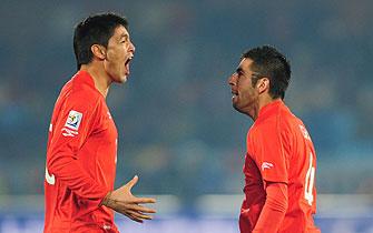 Mundial: Chile cae ante España, clasifica y va por Brasil
