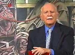 José Vicente Rangel: Santos logró disuadir a Uribe de atacar supuesto campamento en Venezuela