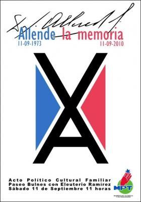 ALLENDE LA MEMORIA