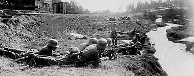 El domingo terminó oficialmente la Primera Guerra Mundial