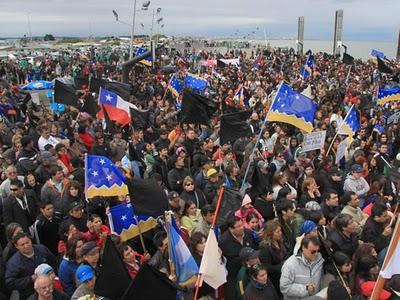 La guerra del gas de Magallanes
