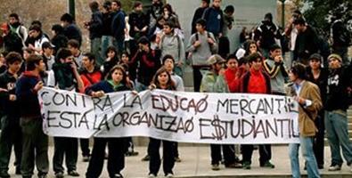 Los estudiantes chilenos contra las ideologías reaccionarias