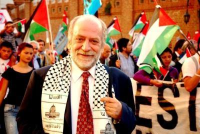 Entrevista con el Secretario General de la Federación de Entidades Palestinas  de  Argentina, Rafael Araya Masry