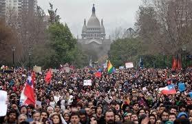 Movimiento estudiantil en Chile: El relevo