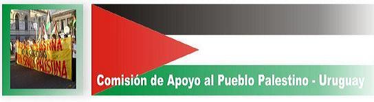 Boletín CAPP-U 19 de enero Comisión de Apoyo al Pueblo Palestino Comisión de Apoyo al Pueblo Palestino