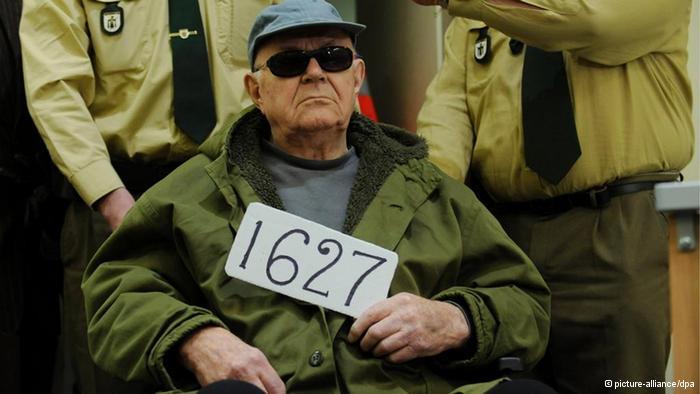 Último carcelero nazi murió en Múnich