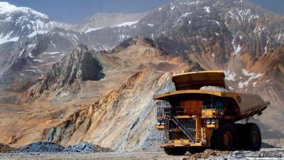 Alemania y Chile, aliados en la carrera por las materias primas