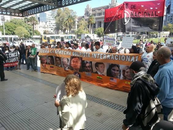 Argentina: La cumbre de los enemigos