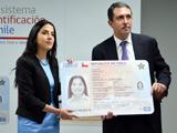 Difunden diseños de la nueva cédula de identidad y pasaportes electrónicos