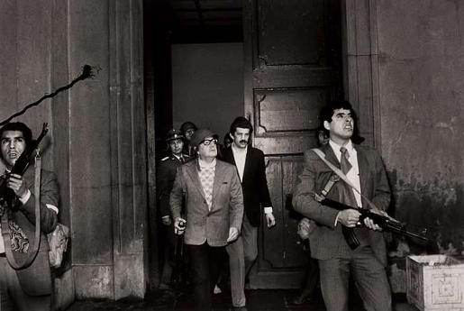 Evidencia forense: Allende fue acribillado y rematado