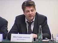 Wolfgang Kaleck es miembro de la Coalición contra la Impunidad.