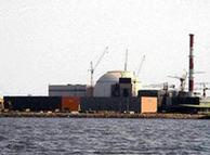 Instalaciones de la planta nuclear de Bushehr, al sur de Irán.