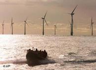 Parque eólico off-shore: el Estado debería subvencionarlos más.