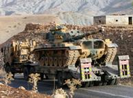 ¿Irán los tanques turcos más allá de la frontera con Irak?