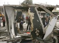El terrorismo y la inseguridad dominan hoy en Irak.
