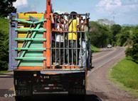 Trabajo infantil en Honduras.