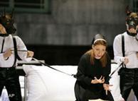 Cristina Gallardo-Domas en el papel de Suor Angelica en la Ópera de Berlin.