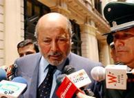 Juan Guzmán pudo hablar con el general en dos ocasiones.