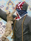 En 2003, soldados estadounidenses tomaban Bagada.