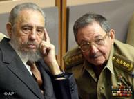 Raúl se ocupará del gobierno en ausencia de su hermano.