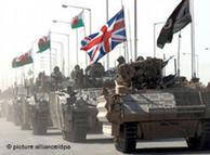 Gran Bretaña mantiene en Irak el segundo contingente en número de soldados .