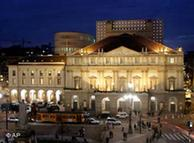 La Scala de Milán, escenario donde Cristina ha recibido muchos aplausos.